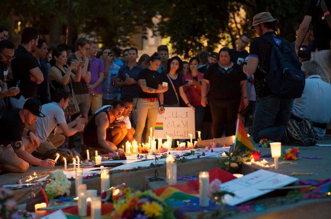 Heaven's Response to the Orlando Shooting