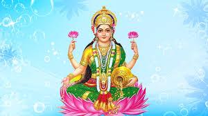 Lakshmi Brings Prosperity