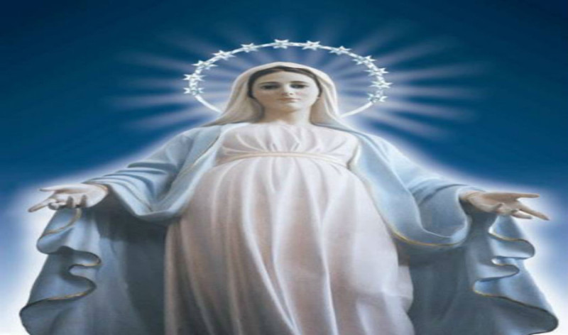 Mother Mary Addresses Divine Feminine
